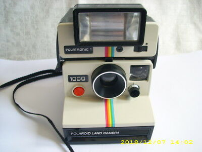 Polaroid Land Camera 1000 - ungetestet