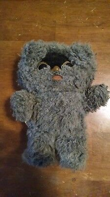 "Vintage 1983 KENNER 9"" PLUSH WILEY THE EWOK STAR WARS Lucas film"