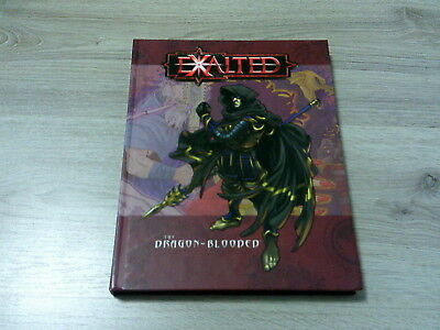 Exalted 1st Edition The Dragon-Blooded 2002 White Wolf WW8811 HC Sourcebook