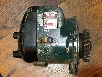 WICO Rotary Magneto Series XH with Gear for Wisconsin V4 Engines