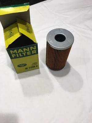 Mahle H 720 x Oil Filter