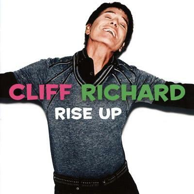 CD Cliff Richard - Rise Up *NEW release 16 songs FREE SuperFast US Shipping 2018