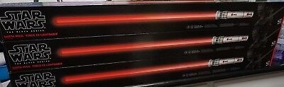Star Wars Black Series DARTH MAUL SITH FORCE FX RED LIGHTSABER 2019 NEW IN STOCK
