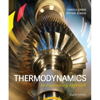 |e-Version| Thermodynamics: An Engineering Approach 8th Ed by Cengel & Boles