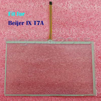 New Touch Screen Glass for Beijer IX T7A Touch Panel One Year Warranty