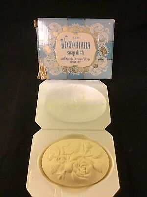 Vintage Avon Decorative Soap - Victoriana Special Occasion Soap Only