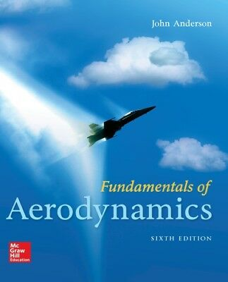 |e-Version| Fundamentals of Aerodynamics 6th Ed by Anderson