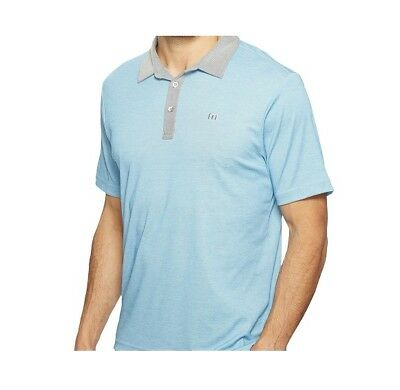 Quiksilver Waterman Strolo Polo Shirts Sz Large AQMKT03023