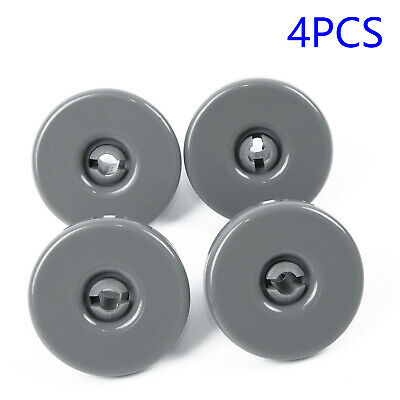 4pcs Dishwasher Lower Basket Wheels For AEG Favorit/Zanussi/Privileg & 4 Kits