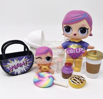 LOL Surprise Dolls Super BB & Lil Super BB COLOR CHANGER Series 2- New & UNUSED