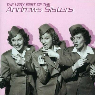 The Andrews Sisters - The Very Best of the Andrews Sisters CD NEW