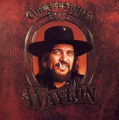 Waylon Jennings - Greatest Hits CD NEW