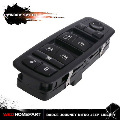 Master Window Switch Left LH Driver Side for Jeep Liberty Dodge Nitro Journey