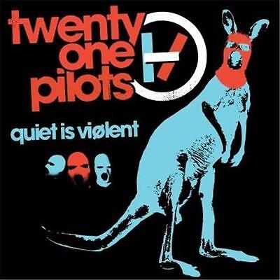 Twenty One Pilots Quiet is Violent CD NEW