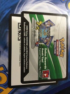 Sun and Moon Celestial Storm TCGO Online Code Pokemon Cards X3- Fast Shipping
