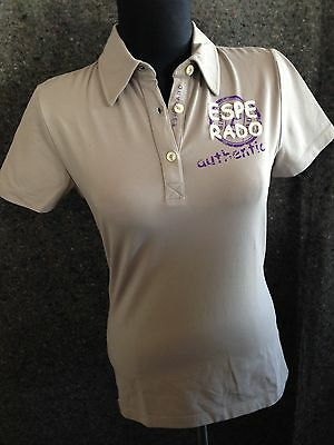 Kurzarm Boston Damen Polo Esperado grau Gr.S