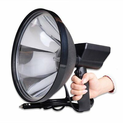 9 inch Handheld HID Xenon Lamp 1000W Outdoor Camping Hunting Spot Light TM