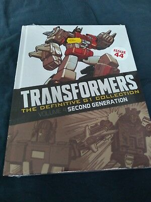 Transformers Definitive G1 Collection - Issue 44 vol 4 Second Generation sealed