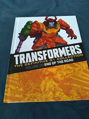 Transformers Definitive G1 Collection issue 28 vol 20 End of the Road