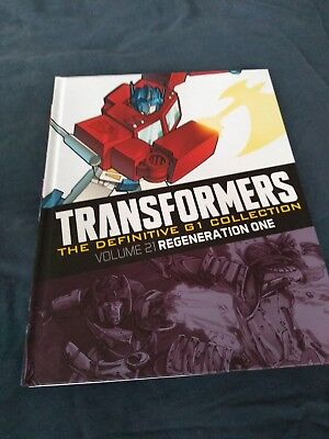Transformers Definitive G1 Collection issue 10 vol 21 Regeneration One