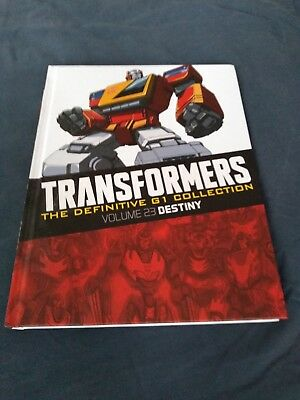 Transformers Definitive G1 Collection issue 35 volume 23 Destiny