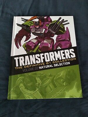 Transformers Definitive G1 Collection issue 20 vol 22 Natural Selection