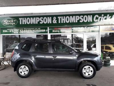 2015 Dacia Duster 1.5 dCi Ambiance 4x4 5dr