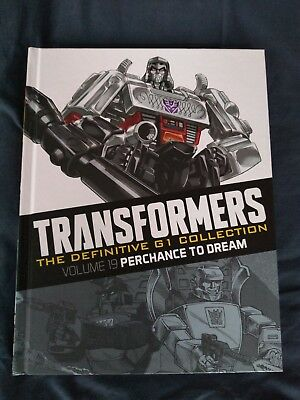 Transformers Definitive G1 Collection issue 18 vol 19 Perchance to Dream