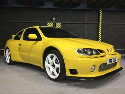 1996 Renault Megane Coupe Maxi Replica WRC Rally 2.0 F7R Manual Modified Yellow