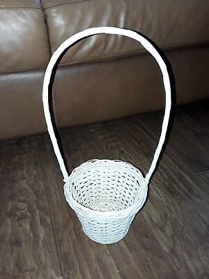 Wicker Baskets. Flowers/table Decorations/arrangements/weddings/occasions.