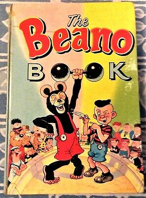 THE BEANO ANNUAL 1964 Comic book (published 1963)