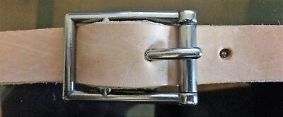 """Hi Quality Stainless Steel Roller End Buckles (1 3/8"""" X 2""""), $1 for 10 of them!!"""