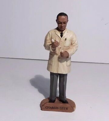 Charles Drew Figurine Miss Martha Originals All Gods Children 4 7/8 Inch 2003