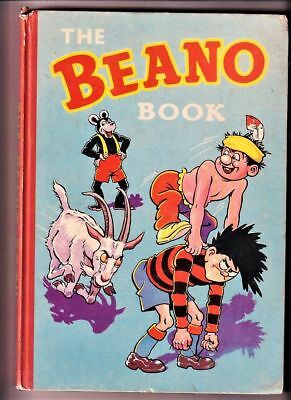 THE BEANO ANNUAL 1959 Comic book (published 1958)