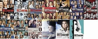 Grey's Anatomy Complete Series Seasons 1-14 DVD Set Bundle 60 Day Warranty NEW