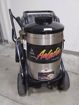 Aaladin 14-423SS used hot water washer Z-3631 (JRK)