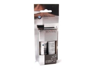 New Genuine BMW OEM Touch-Up Paint Anthracite Metallic Code 397