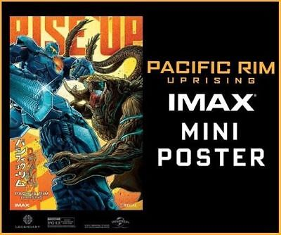 BLACK PANTHER IMAX 13 x 19 Poster 2018 T'Challa Africa VG ... Pacific Rim Imax Poster