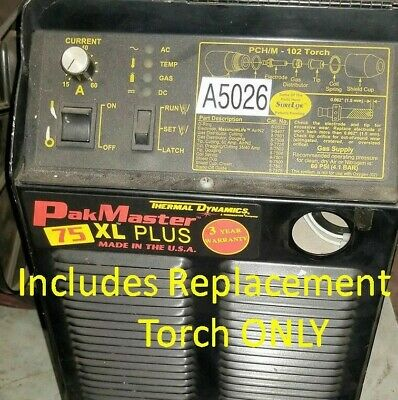 High Frequency HF Fix Repair Replace Plasma Torch 19' Pak PakMaster Cutmaster