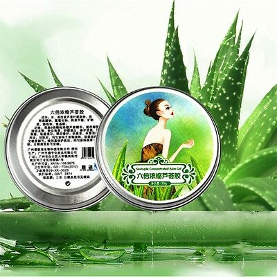 Sextuple Condensed Nature Republic Soothing & Moisture Aloe Vera Soothing Gel WR