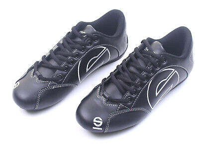 Go Kart Sparco Work Shoes Black Size 39 (6) Grade A