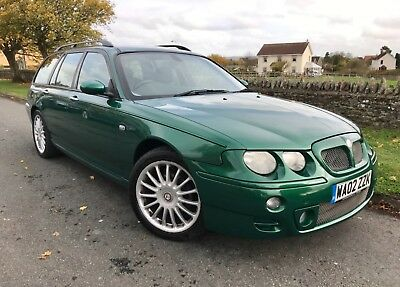2002 Mg Zt-T 2.5 V6 180 Auto - Low Miles- Lovely Condition