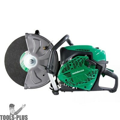 """Metabo-HPT CM75EBPM 14"""" 75cc 2-Cycle Gas Powered Cut-Off Saw New"""