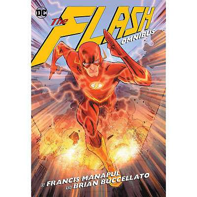 The Flash by Manapul and Buccellato Omnibus (DC Comics) NEW