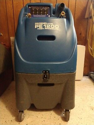 Prospector PE1200 Carpet Extractor