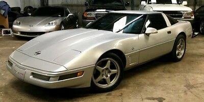 1996 Corvette  1996 Chevrolet Corvette 6 Speed LT4 Z51 CE