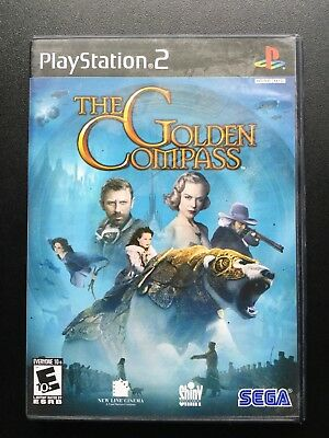 Golden Compass (Sony PlayStation 2, PS2)