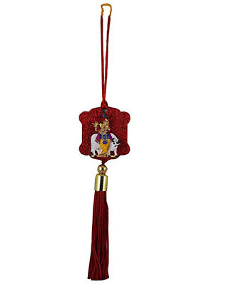 Krishna With Cow Idol for Car Hanging+Ganesha Home Decoration Statue