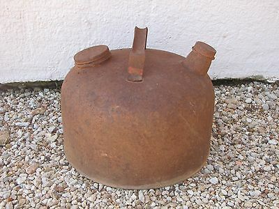 Antique Vtg Gas Can Home Decor Garden Art Rust Dust Rustic Art Decoration Only
