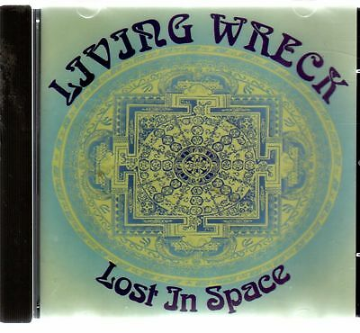CD - Living Wreck - Lost In Space (1999) HEADLINE HDL-503 12tr. New,not sealed